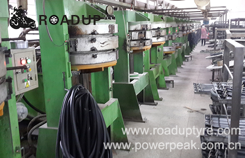 Bicycle Inner Tube Production